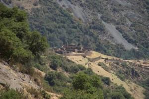 Ruinen bei Paucaracancha