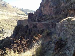 Ruinenstätten bei PAUCARCANCHA