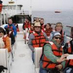 Start zu den Baleasters Inseln