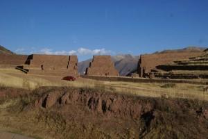 Tor nach Cusco